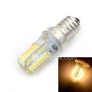 E14 LED-maïslampen T 64 SMD 3014 500-600 lm Warm wit 3000 K AC 220-240 V