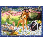 Puzzle Ravensburger - Bambi, 1.000 piese (19677)
