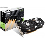 MSI GTX 1060 OC 3GB GDDR5 192bit Graphics Card