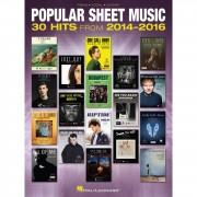 Hal Leonard Popular Sheet Music