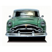 1953 Packard Caribbean, Green - Welly 24016H - 1/24 scale Diecast Model Toy Car