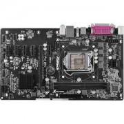 Дънна платка ASROCK H81 Pro BTC - Bitcoin Mining + Intel® Celeron® Processor G1840 + ram 4G DDR3 1600 A-DATA