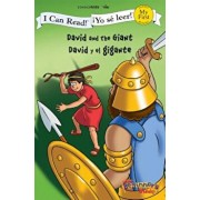 David and the Giant / David y El Gigante, Paperback/Zondervan