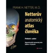 Cpress Cprees Netterův anatomický atlas člověka