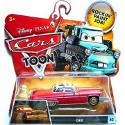 Disney / Pixar CARS TOON 155 Die Cast Car Dex