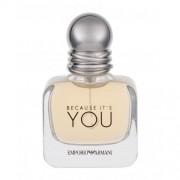 Giorgio Armani Emporio Armani Because It´s You eau de parfum 30 ml за жени