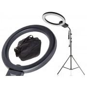 Lampa pierścieniowa do makijażu RING NG-40C 40W + Statyw 803 + Torba