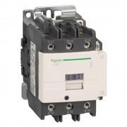 Schneider Electric, TeSys D, LC1D95BD, Mágneskapcsoló, 45kW/95A (400V, AC3), 24V DC vezerlés, 1Z+1Ny, csavaros csatlakozás, TeSys D (Schneider LC1D95BD)