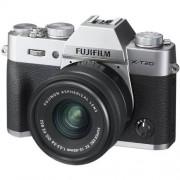 Fujifilm X-T20 + 15-45mm f/3.5-5.6 XC OIS PZ - Argento - MANUALE ITA - 2 Anni Di Garanzia in Italia