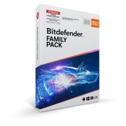 Bitdefender Family Pack 2020 hasta 15 dispositivos 1-3 Añosversión completa 3 Años