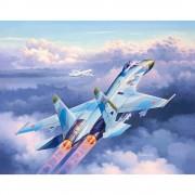SU-27 FLANKER REVELL RV3948 - REVELL