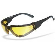 HSE SportEyes Sprinter 2.1 Sonnenbrille Gelb Einheitsgröße