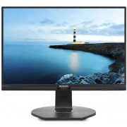 "Monitor IPS LED Philips 24.1"" 240B7QPJEB/00, WUXGA (1920 x 1200), VGA, HDMI, DisplayPort, USB 3.0, Boxe, Pivot, 5 ms (Negru)"