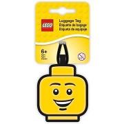 LEGO ikonikus poggyászcímke - Head Boy