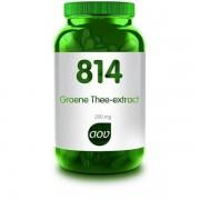 814 Groene Thee Extract 250 mg - 60 Capsules AOV