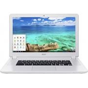 "Acer Chromebook 15 CB5-571-C6DL Negro, Blanco 39.6 cm (15.6"") 1920 x 1080 Pixeles 1.5 GHz Intel Celeron 3205U Ordenador portátil (Intel Celeron, 1.5 GHz, 39.6 cm (15.6""), 1920 x 1080 Pixeles, 4 GB, 32 GB)"