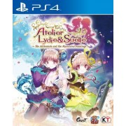 Koei Tecmo PS4 Atelier Lydie & Suelle:The Alchemists and the Mysterious Paintings