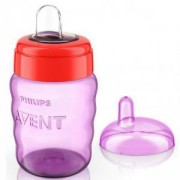 Детска чаша за лесен преход, Philips Avent, налични 2 цвята, 079962