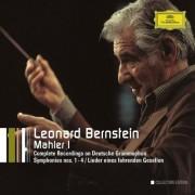 Leonard Bernstein - Sinfonien 1-4 / Lieder Eines Fahrenden Gesellen - Preis vom 02.04.2020 04:56:21 h