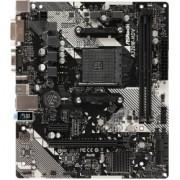 ASRock Moederbord AMD Asrock A320M-HDV R4.0