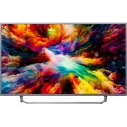 Televizor LED Philips 43PUS7303/12, Smart TV, Android TV, 108 cm, 4K Ultra HD, Argintiu