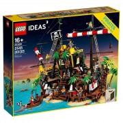 Lego 21322 - LEGO Ideas - Piraten der Barracuda-Bucht