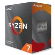AMD CPU Desktop Ryzen 7 8C/16T 3800XT(4.7GHz Max Boost