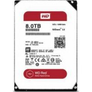 HDD NAS WD Red 8TB 5400RPM SATA3 128MB 3.5inch