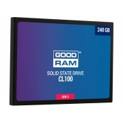 Жесткий диск GoodRAM CL100 Gen.2 240Gb SSDPR-CL100-240-G2
