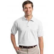 Gildan 3800 teniszpóló - fehér