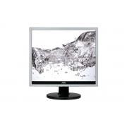 """AOC e719Sda 17"""" Black,Silver computer monitor"""