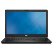 "Laptop Dell Latitude 15 5580 (Procesor Intel® Core™ i7-7600U (4M Cache, up to 3.90 GHz), Kaby Lake, 15.6""FHD, 8GB, 256GB SSD, Intel HD Graphics 620, Tastatura iluminata, Ubuntu)"