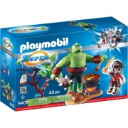 Playmobil Super 4 - Ruby si Trol