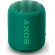 Sony Głośnik mobilny SONY SRSXB12G.CE7 Zielony
