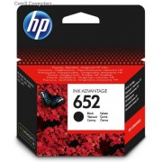 Cartridge HP No.652 F6V25AE black, IA 1115/2135/2136/3635/3636/3835 360str.