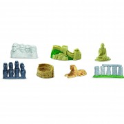 Obiective turistice - Set 7 figurine