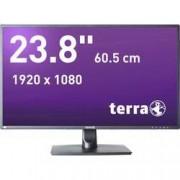 Terra LED monitor Terra LED 2456W, 60.5 cm (23.8 palec),1920 x 1080 px 5 ms, ADS LED Audio-Line-in , DVI, DisplayPort, HDMI™, na sluchátka (jack 3,5 mm)