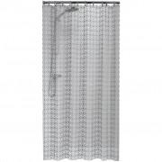 Sealskin Shower Curtain Hammam 180 cm Silver 210861318