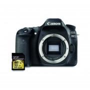 Canon 80d Solo Cuerpo + 32GB
