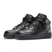 Pantofi sport medii femei Nike WMNS AIR FORCE 1 07 MID negru 36.5