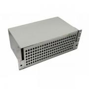 NFO Patch Panel 4U 19 - 144x SC Simplex LC Duplex, Slide-out on rails, 6 trays NFO-PAN-60016