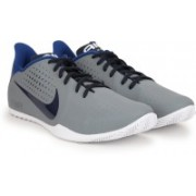 Nike AIR BEHOLD LOW Basketball Shoes For Men(Grey)