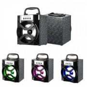 Boxa Portabila cu Bluetooth, Radio FM si USB MP3 10W MS134BT