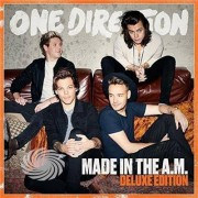 Video Delta One Direction - Made In The A.M. (Deluxe) - CD