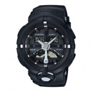 Casio G-SHOCK Standard Analog-Digital Montre GA-500-1A - Noir