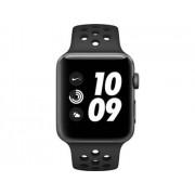 Apple Watch Nike Series 3 GPS 42mm Atracite, Preto