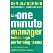 The One Minute Manager Builds High Performing Teams - Ken Blanchard