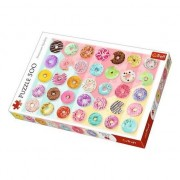 Puzzle Trefl Doughnuts, 500 piese