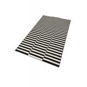 Černý moderní kusový koberec Gloria - délka 230 cm a šířka 160 cm