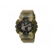 RELÓGIO G-Shock Masculino GA-100MM-5ACR-brown marble